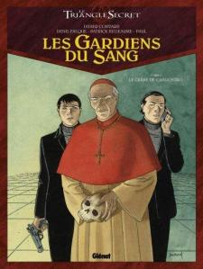 Les Gardiens du Sang, tome 1