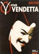 V pour Vendetta, tome 1
