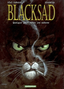 Blacksad, tome 1