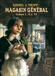 Le Magasin Général, tome 1