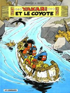 Yakari et le Coyote