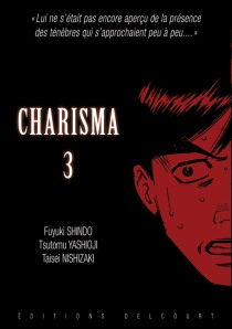 Charisma, tome 3