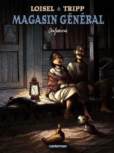 Le Magasin général, tome 4