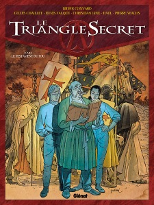 Le Triangle Secret, tome 1