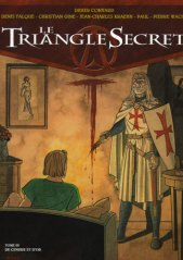Le Triangle secret, tome 3