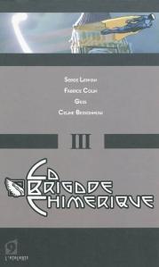 La Brigade Chimérique, tome 3