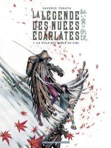 La Légende des Nuées écarlates, tome 1