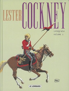 Lester Cockney, Intégrale Volume 1