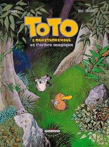 Toto l'ornithorynque, tome 1