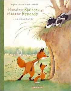 Monsieur Blaireau et Madame Renarde, tome 1