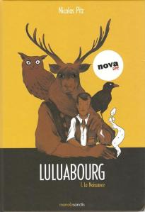 Luluabourg, tome 1