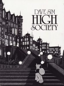 Cerebus - High Society