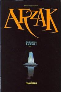 Arzak, Destination Tassili