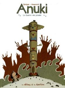 Anuki - La Guerre des poules