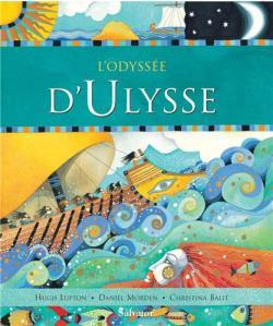 L'Odyssée d'Ulysse - Homère