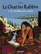 Le Chat du Rabbin : Le Malka des Lions