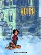 KOma, tome 4 : L'Hôtel