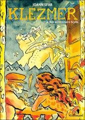 Klezmer, tome 2 : Bon anniversaire Scylla