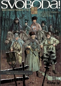Svoboda, tome 2 : Iekaterinbourg, été 1918