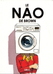 couverture de Le Nao de Brown