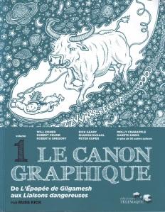 Le canon graphique #1 : De l'épopée de Gilgamesh aux Liaisons dangereuses
