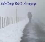 Challenge Récits de voyage
