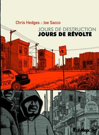Hedges ? Sacco ? Futuropolis - 2012