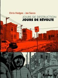 Hedges – Sacco © Futuropolis - 2012