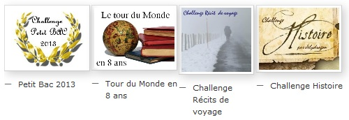 Quatre Challenges 2013