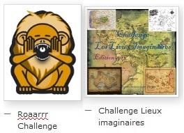 Challenge Roaarrr Imagin