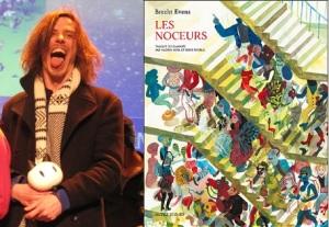 """Brecht Evens a réalisé """"Les Noceurs"""""""