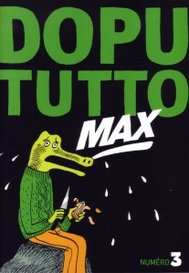 Dopututto, tome 3 – Collectif  © Misma Edition – 2012