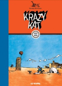 Krazy Kat – Herriman  © Les Rêveurs – 2012