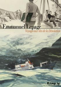 Lepage © Futuropolis – 2011