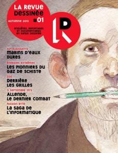 La Revue Dessinée, numéro 1 (automne 2013)