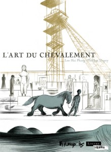 Phang – Dupuy © Futuropolis – Musée du Louvre Editions – 2013