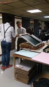Atelier populaire néerlandais - 2014