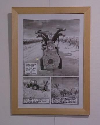 Carte blanche à Etienne Davodeau - 2014