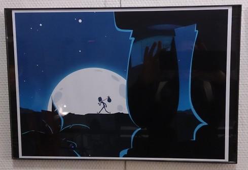 Bande dessinée œcuménique - ERF - 2014