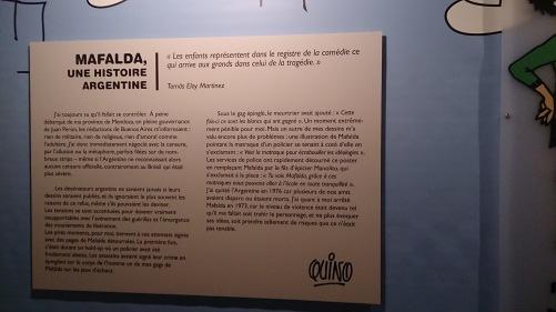 Mafalda, une petite fille de 50 ans - 2014