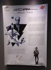 Sergio Toppi - 2014