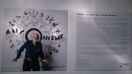 « Willem, ça c'est de la bande dessinée ! » - 2014