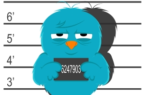 Lien vers mon profil Twitter