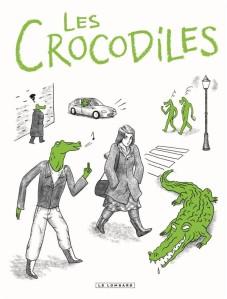 Les crocodiles - Mathieu © Le Lombard - 2014