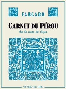 Fabcaro © 6 Pieds sous Terre – 2013