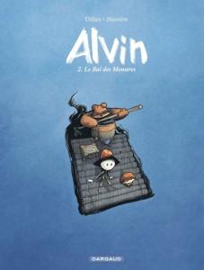 Alvin, diptyque – Hautière – Dillies © Dargaud – 2016