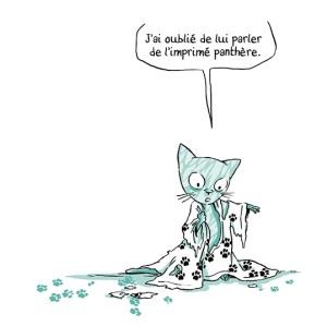 Madame - L'année du chat – Peña © La Boîte à bulles – 2015