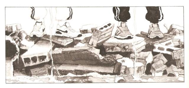 Aquaviva, premier fascicule – Trouillard © Editions de la Cerise – 2015