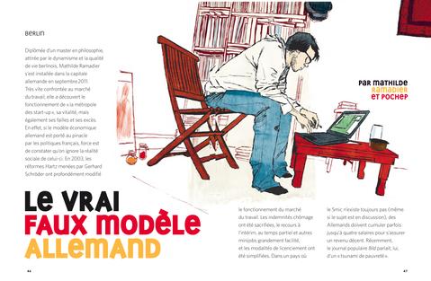 La Revue dessinée, numéro 3 (printemps 2014)