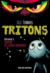 Tritons, tome 1 – Tennapel © Rue de Sèvres – 2016